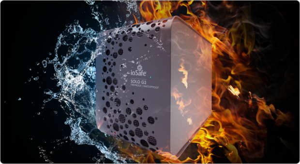 ioSafe Solo G3 – A False Sense of Security